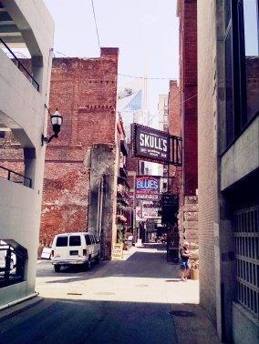 Printer's Alley - Nashville