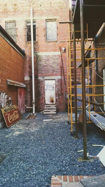 Ruston alley