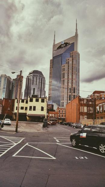 """The """"Batman"""" building (Nashville)"""