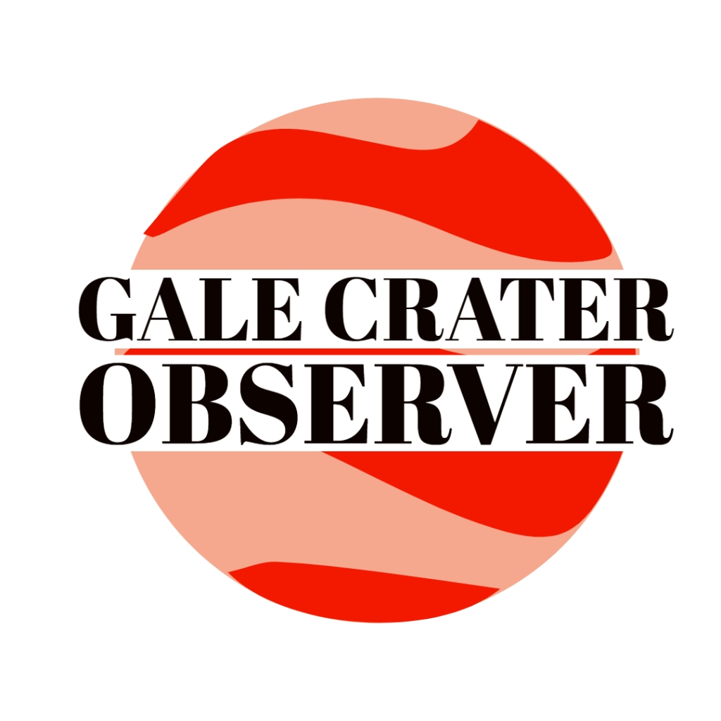 gale crater observer alternative logo